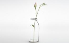 弯曲出来的幻想花瓶