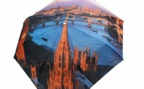 个性欧洲油画风格雨伞