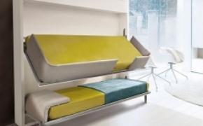 Lollisoft 多功能折叠家具床