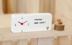 创意有趣的涂鸦闹钟