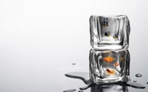 Ice Fishing 冰块样式鱼缸
