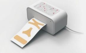 Band-Aid 创可贴打印机