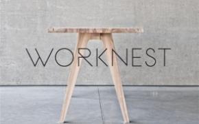 WORKNEST 模块化的多功能工作台