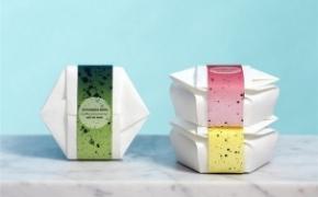折纸式环保泡面碗
