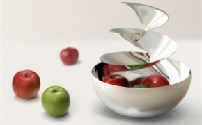 风姿摇曳的水果碗