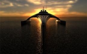 犀利的游艇设计