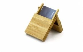 有意思的竹名片盒