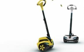 《辣妈正传》里元宝骑的体感电动车