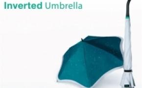 不会弄湿衣服的雨伞