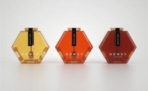给力的蜂蜜包装设计