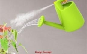 喷水清洁两用洒水壶