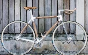 极简而优雅的自行车