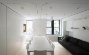 40平方的极度空间公寓