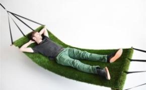 足球创意绿茵床