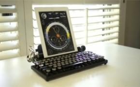 碉堡的复古机械键盘