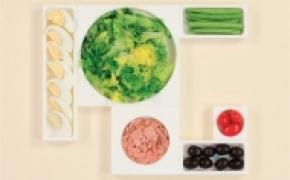模块化百变餐盒设计