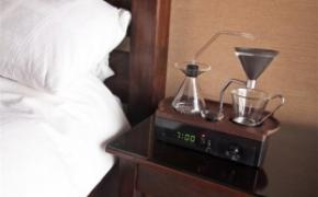有情调的咖啡闹钟