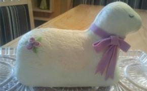 这蛋糕反正我是不舍得吃