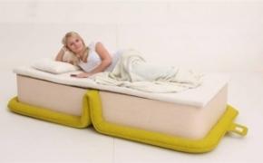 折叠沙发床设计