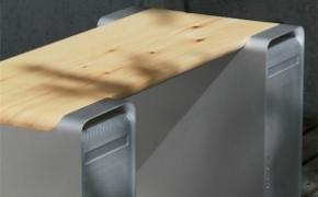 非常帅气的苹果机箱家具