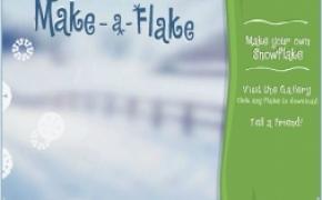 Make a Flake 在线雪花剪纸