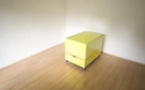 Casulo 盒子里的整套卧室家具