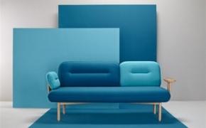 极简舒适的沙发
