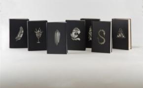 哈利波特书籍设计
