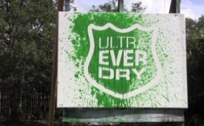 Ultra Ever Dry 惊人的纳米防水材料