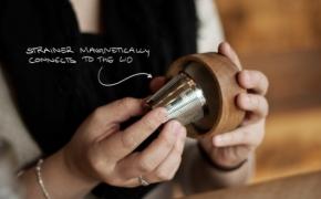 Imbue 简单方便的磁盖茶杯