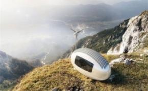 多功能环保屋设计