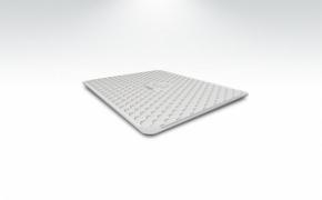 iQunix 铝合金鼠标垫