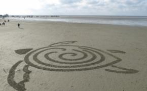 BeachBot 沙画机器人