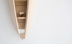 Collectors Cabinet 独木舟收藏柜
