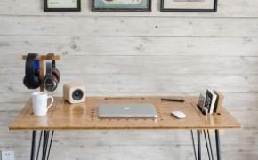 Astrobamboo 模块收纳桌