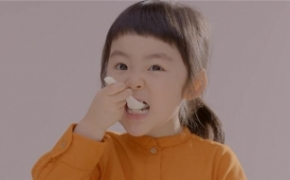 分点给我吧 日本酸奶创意广告
