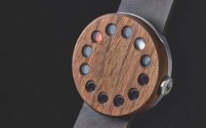 Grovemade 炫酷木制手表