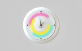 Glance 智能壁挂时钟