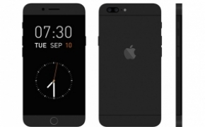 iPhone8 创新设计概念手机