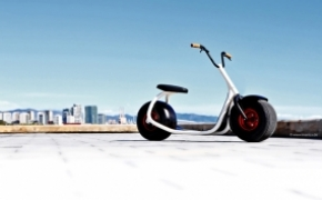 Scrooser 超酷电动滑板车