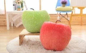仿真水果抱枕的创意设计