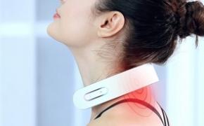 智能颈椎按摩仪